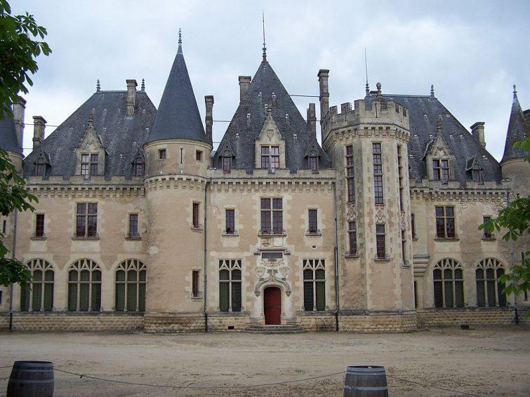Le château de Montaigne, l'un des plus beaux châteaux du Périgord