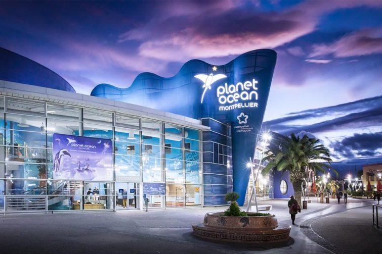 Aquariums de France : Planet Ocean Montpellier