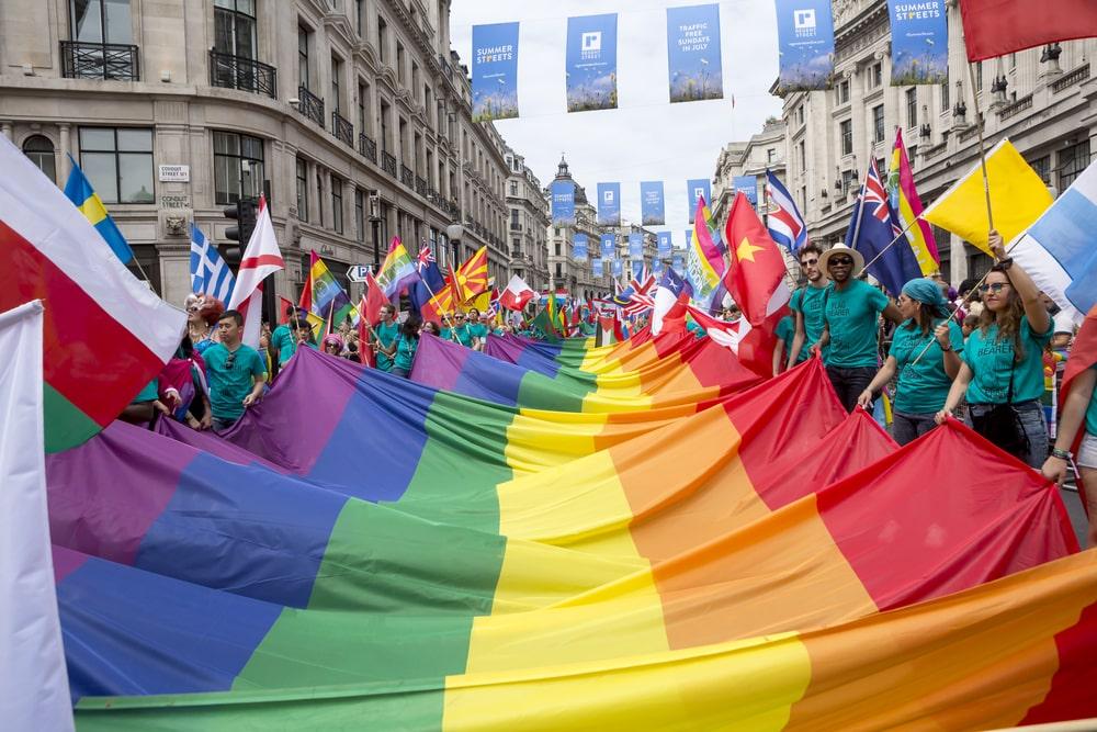 Fêter la Gay Pride à Londres