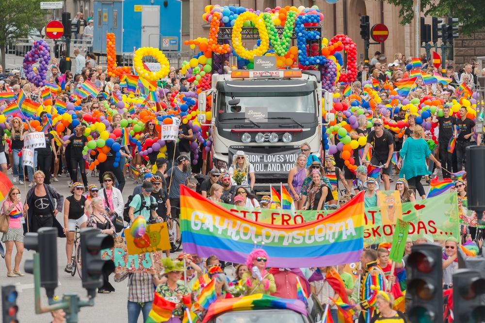 La Gay Pride de Stockholm
