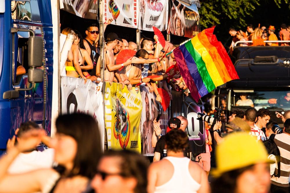 Fêter la Gay Pride à Madrid