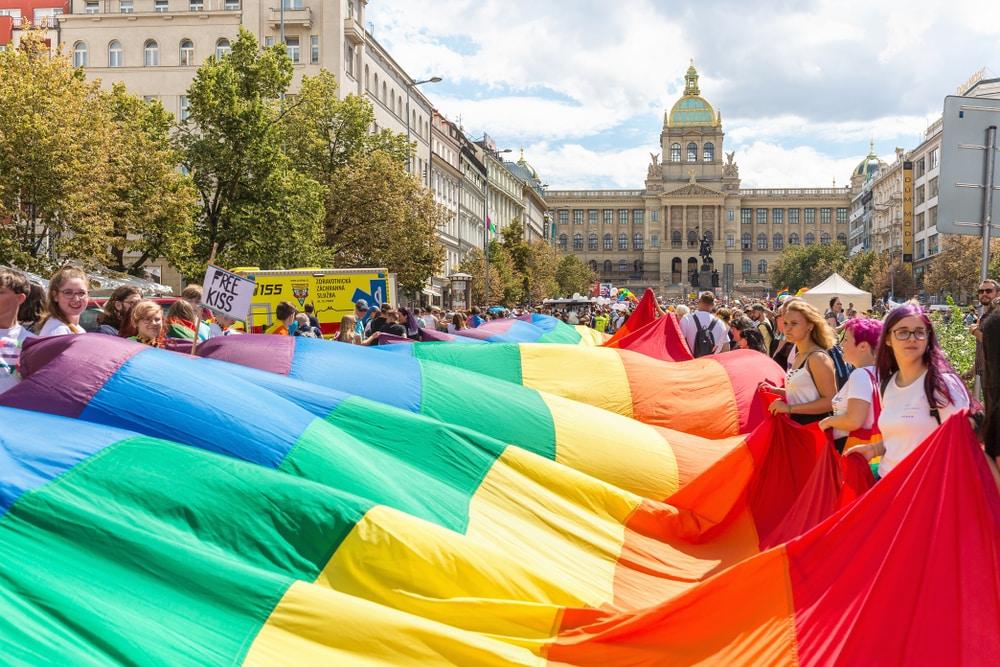 Gay Pride de Prague