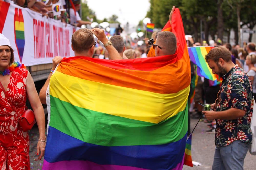 Fêter la Gay Pride à Copenhague