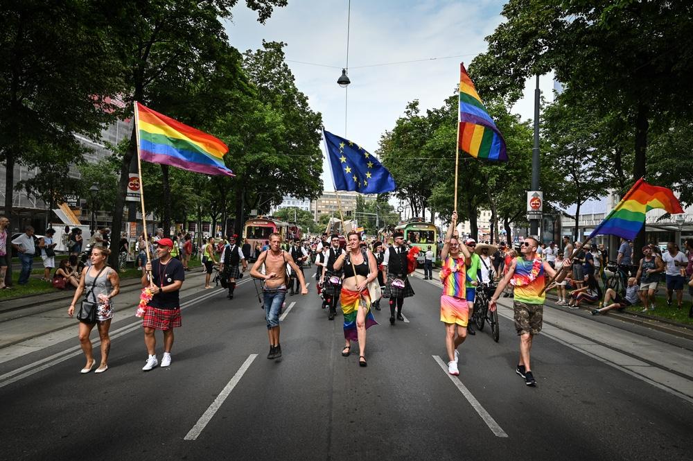 Gay Pride de Vienne