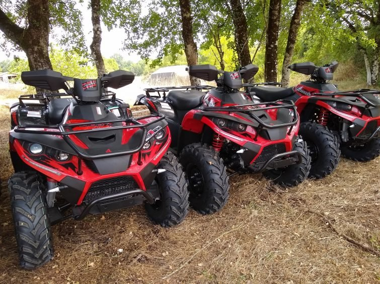 Cool Quad Aveyron