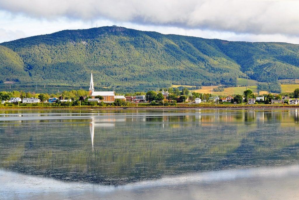 La Baie des Chaleurs, à visiter au Québec