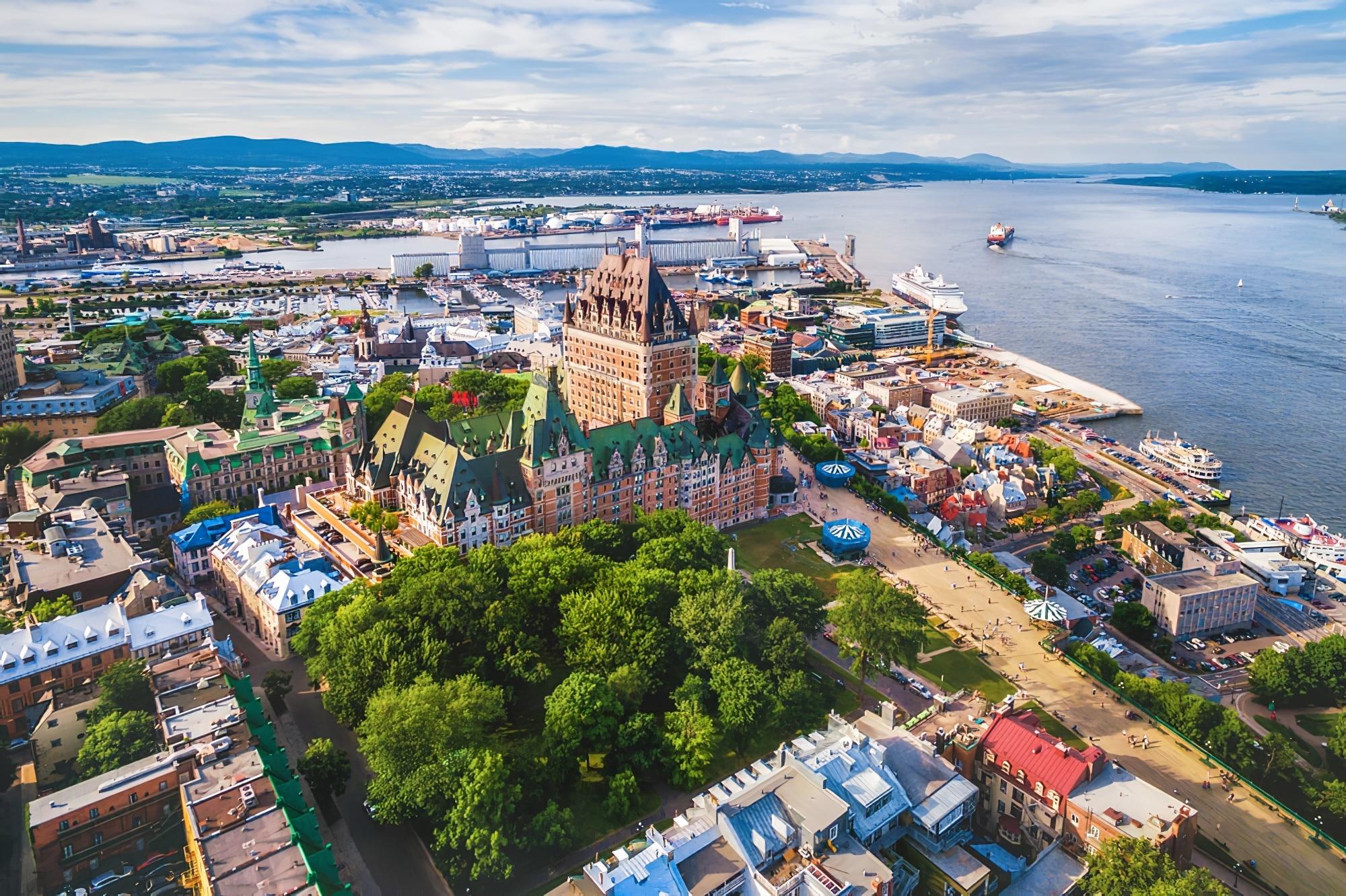 Visiter les plus beaux endroits du Québec