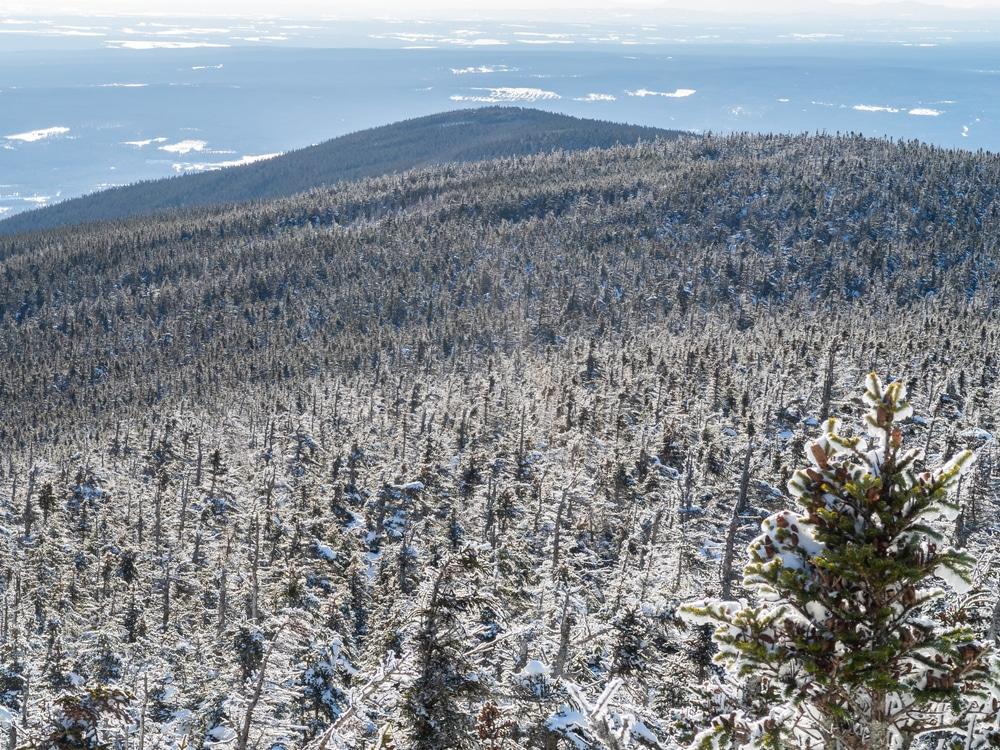 Le Parc du Mont-Mégantic