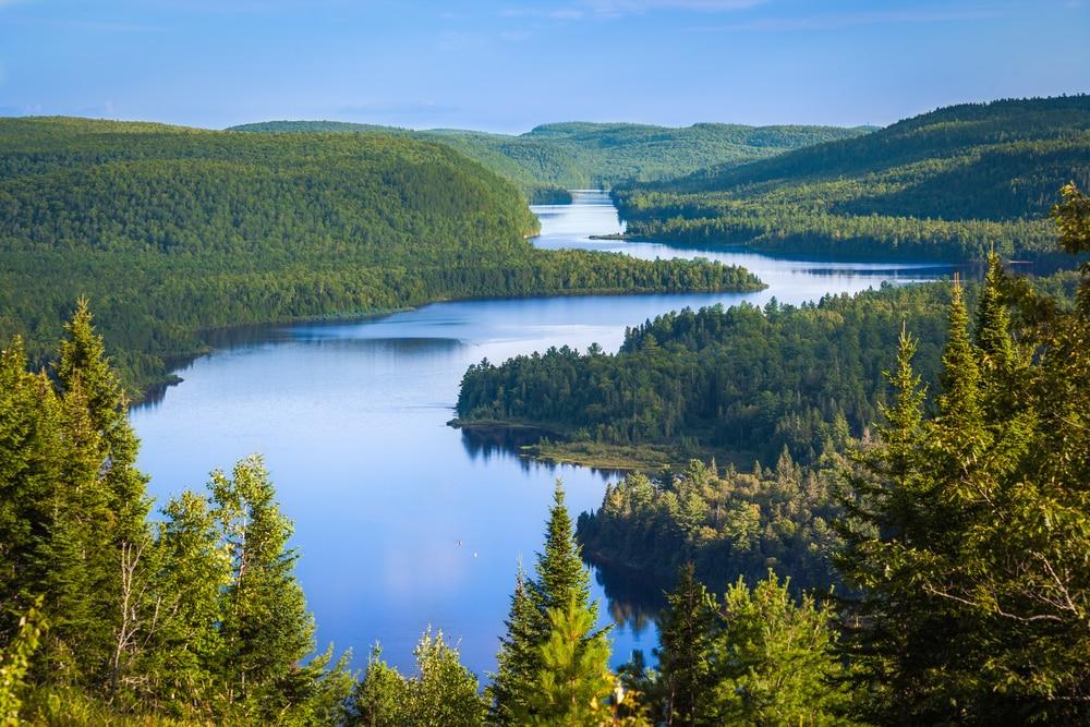 Le Parc National de la Mauricie, l'un des plus beaux endroits à visiter au Québec