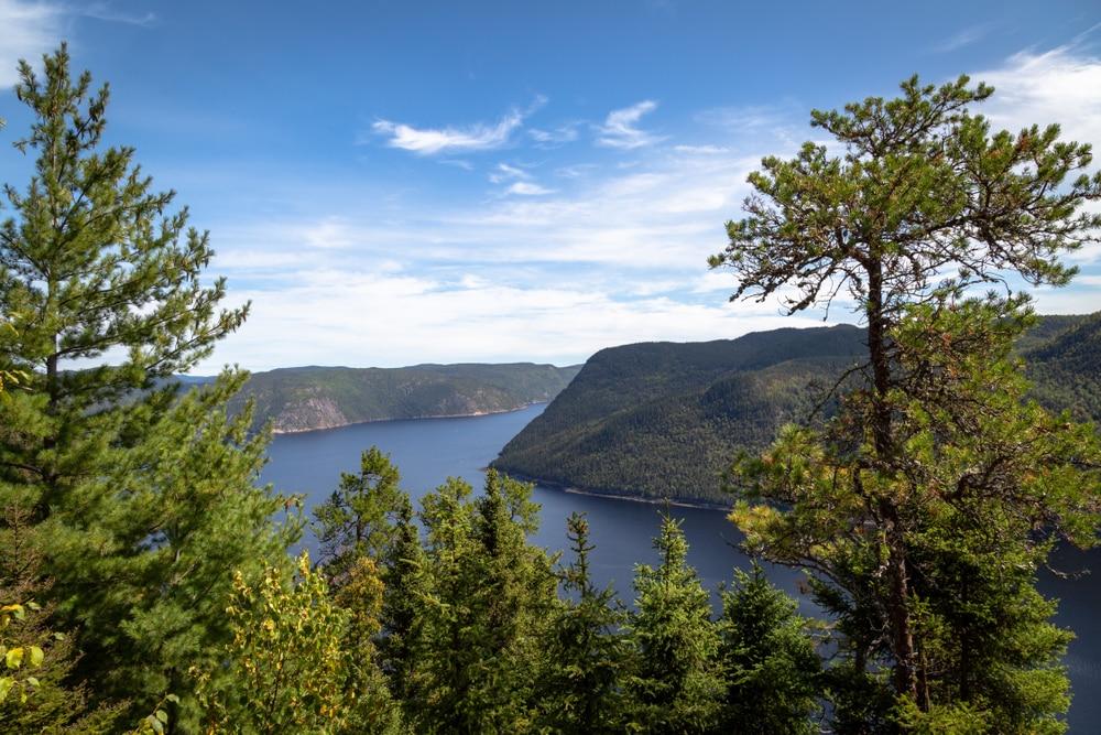 Le parc national du Fjord du Saguenay