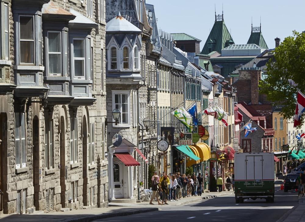Visiter Québec et sa vieille ville