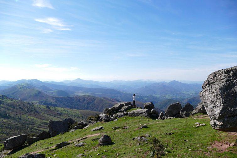 Activités outdoor à faire au Pays Basque : Randonnée