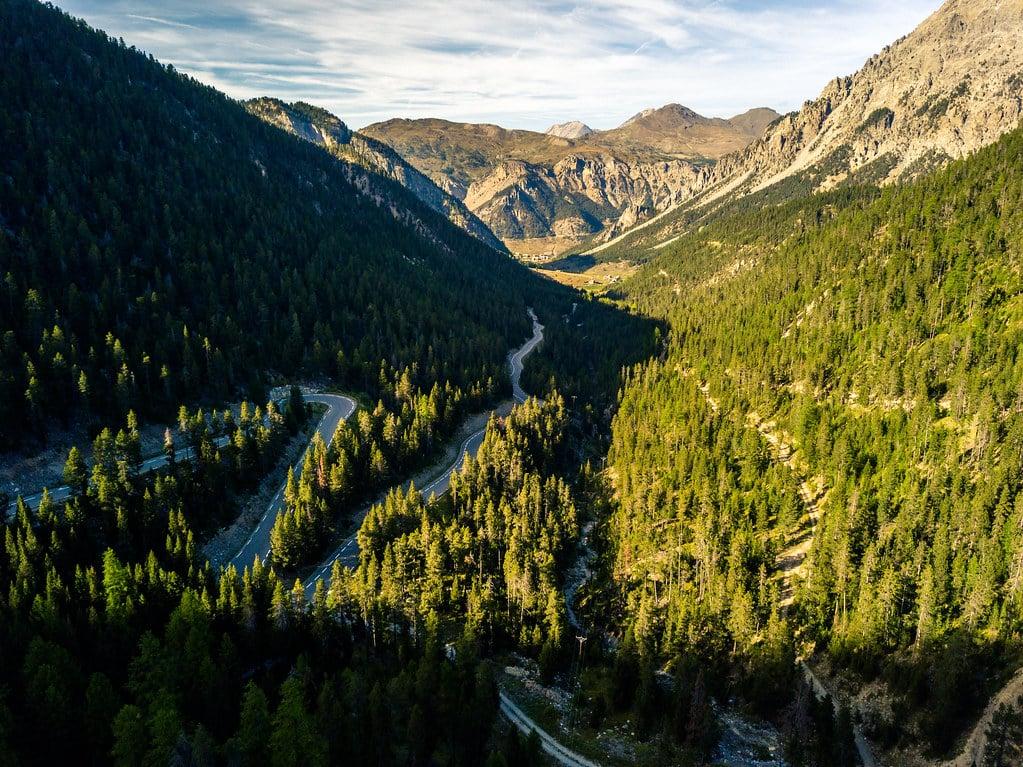 La route des Grandes Alpes, l'une des plus belles routes de France