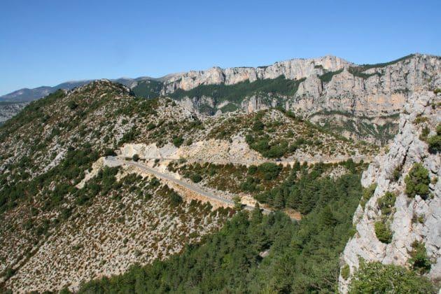 Les 12 plus belles routes de France