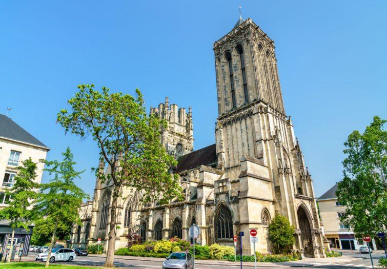 Saint-Jean à Caen
