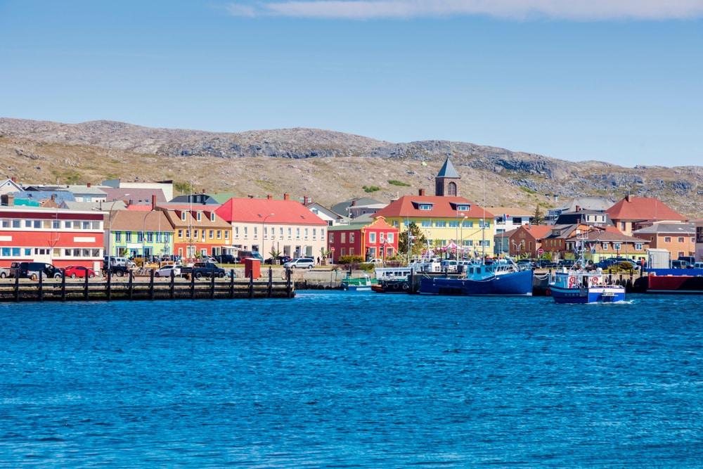Visiter Saint-Pierre-et-Miquelon : Saint-Pierre