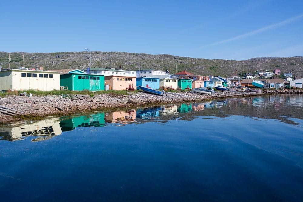 Visiter Saint-Pierre-et-Miquelon : les salines