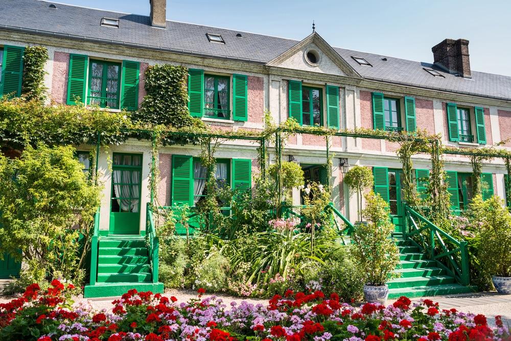 Plus beaux villages de Normandie : Maison de Monet, Giverny