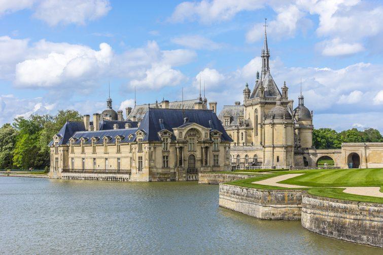 Visiter les Hauts-de-France : Château de Chantilly