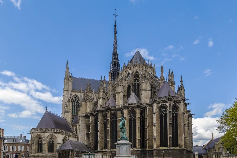 Visiter les Hauts-de-France : Notre-Dame d'Amiens