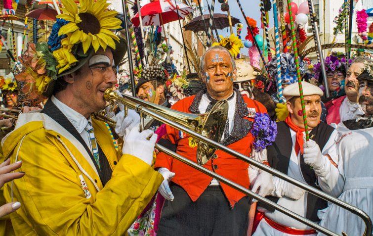 Visiter les Hauts-de-France : Carnaval de Dunkerque