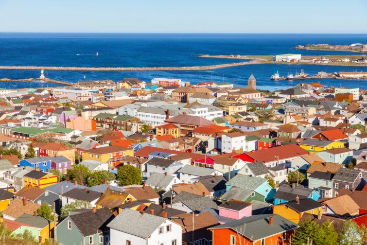Saint-Pierre, meilleure solution pour loger à Saint-Pierre et Miquelon