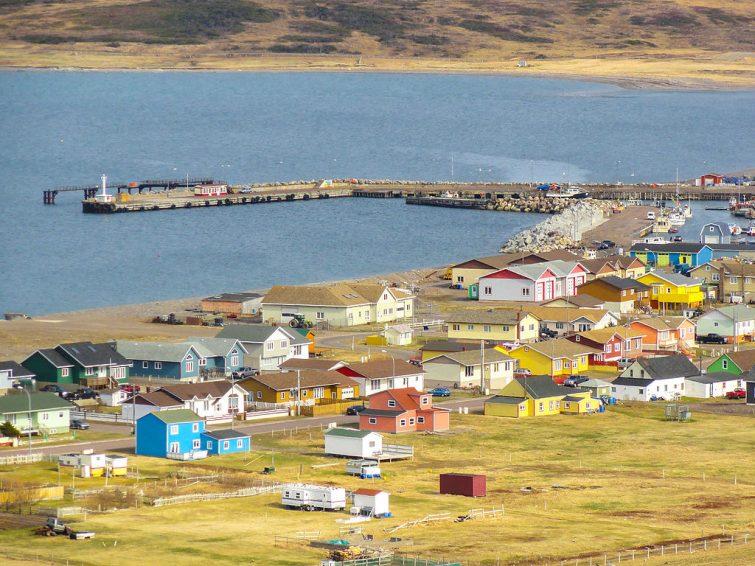 Miquelon, deuxième choix où loger à Saint-Pierre-et-Miquelon
