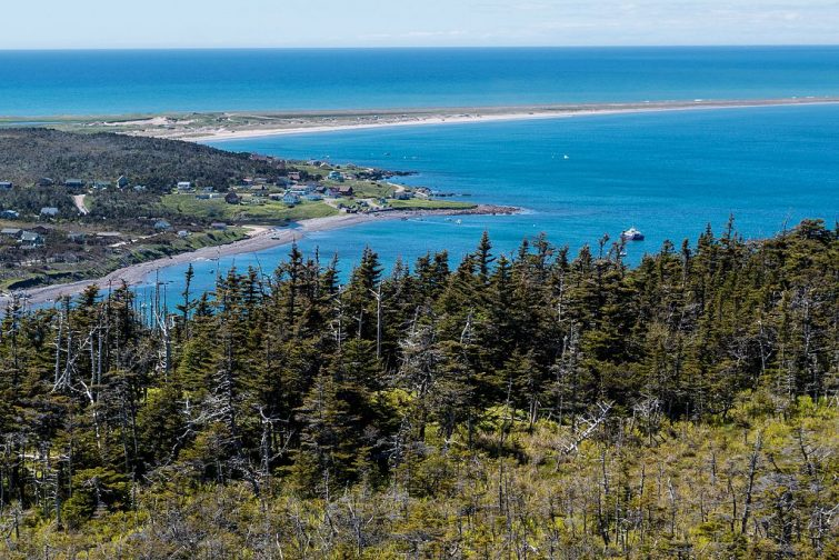 Où loger à Saint-Pierre-et-Miquelon ? Dans la nature !