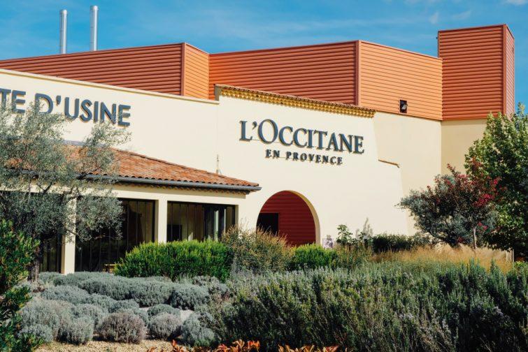 Usine de l'Occitane en Provence, Manosque, Pays d'Aix