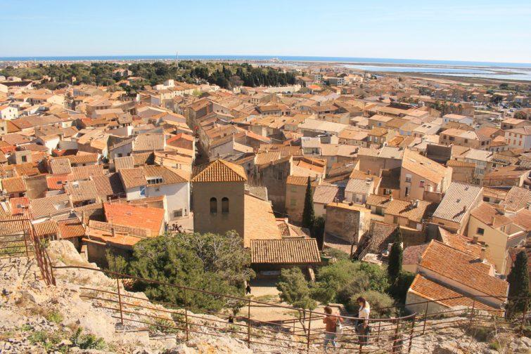 Loger à Gruissan : le vieux village de Gruissan