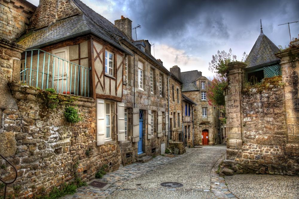 Moncontour, Bretagne