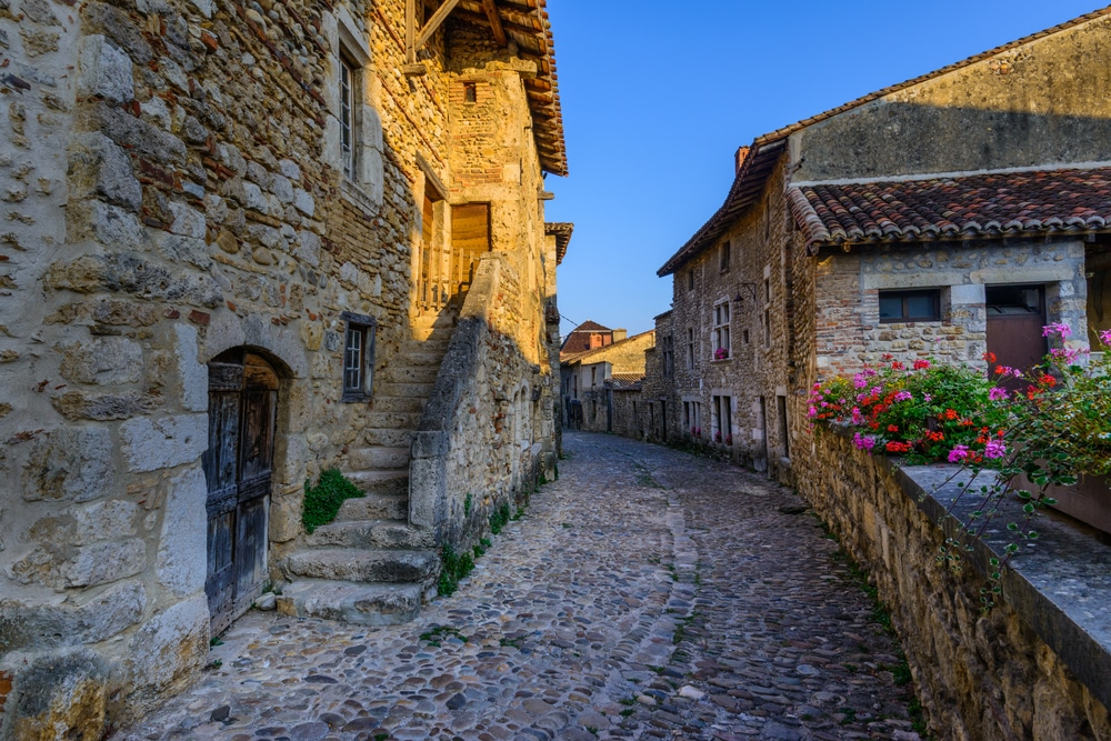 Pérouges, l'un des plus beaux villages médiévaux de France