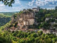 Village de Rocamadour, Occitanie