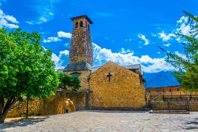 Plus beaux villages autour de Collioure : Villefranche-de-Conflent