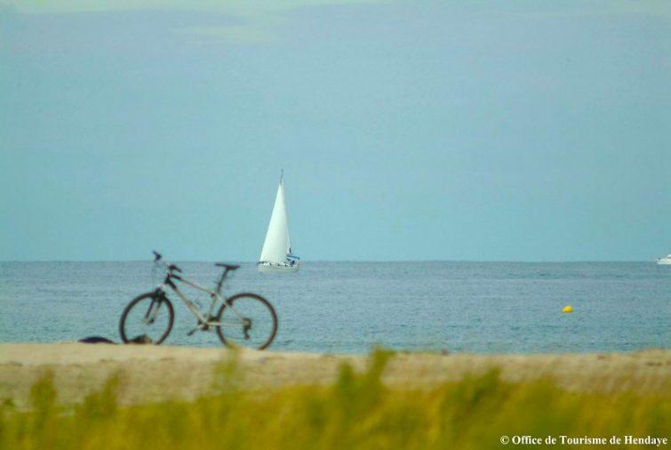 Activités outdoor à faire dans le Pays Basque : VTT à Hendaye