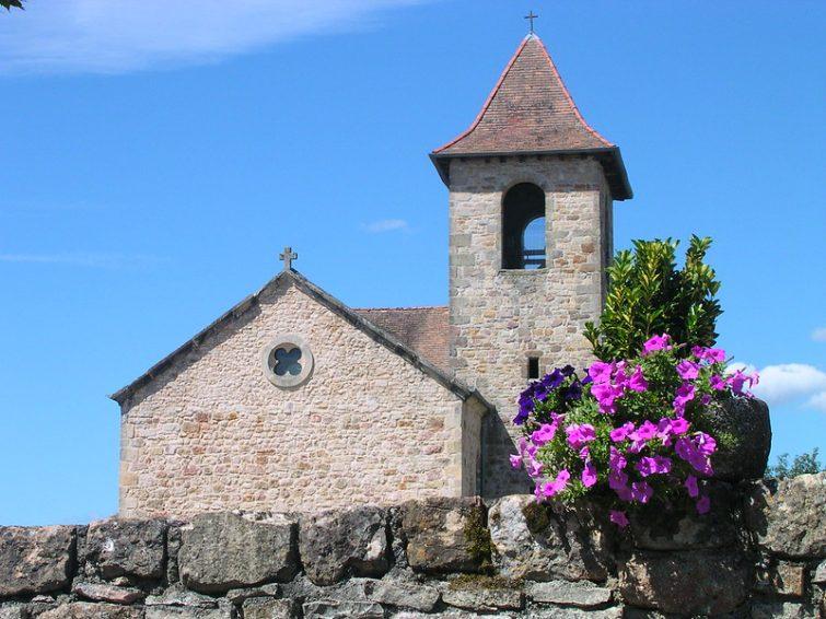 église capdenac