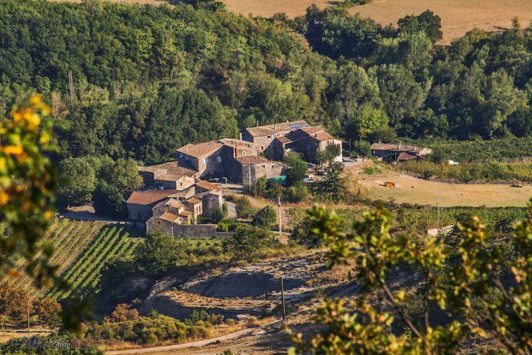 Randonnée en Ardèche : Saint-Laurent-Sous-Coiron
