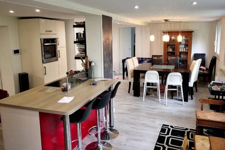Airbnb Varengeville-sur-Mer : Grande maison au style moderne