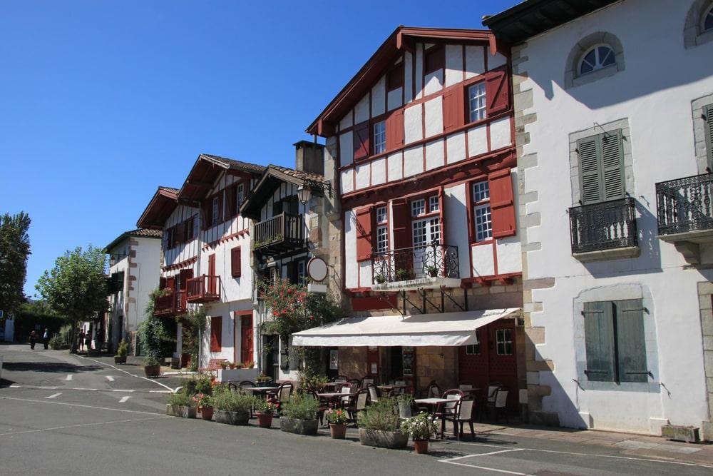 Plus beaux villages du Pays basque français : Ainhoa