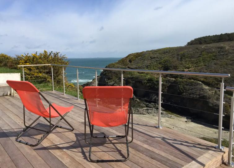 Airbnb à Belle-Île 1