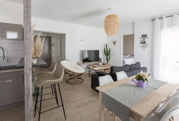 Airbnb à Istres 1