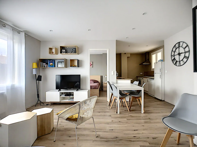 Appartement moderne de 54 m²