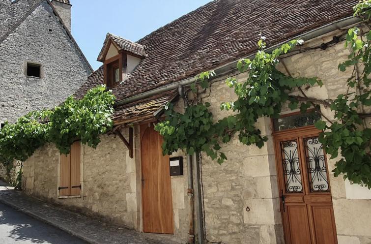 Airbnb à Rocamadour