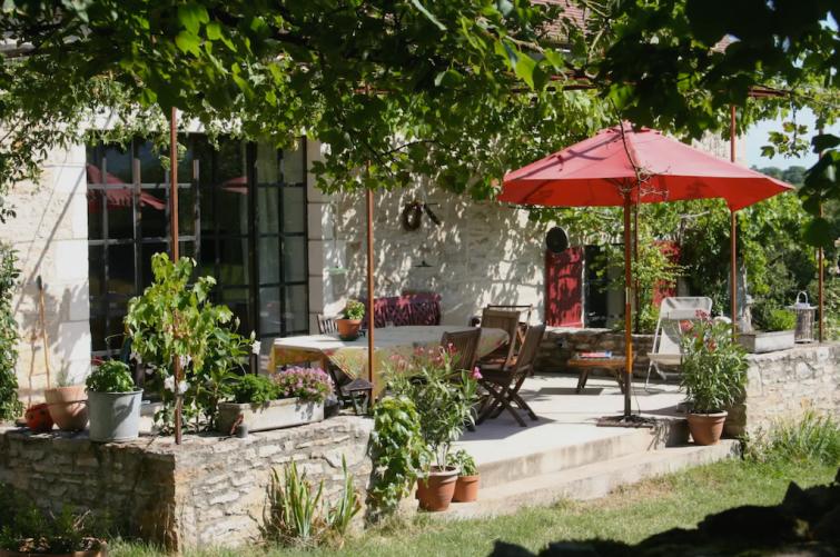 Airbnb à Rocamadour 10