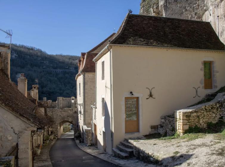 Airbnb à Rocamadour 2