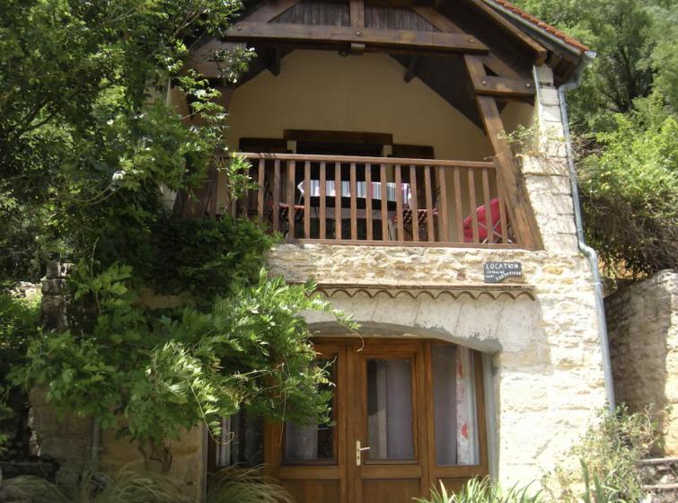 Airbnb à Rocamadour 4