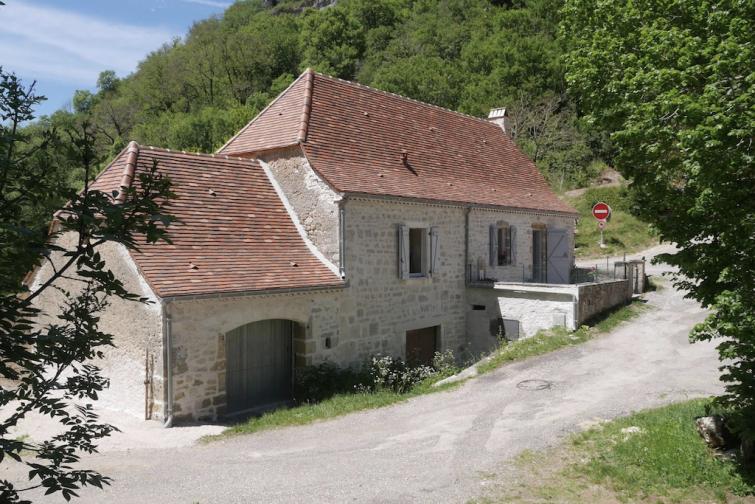 Airbnb à Rocamadour 6