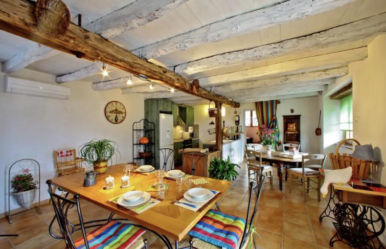 Airbnb à Rocamadour 8