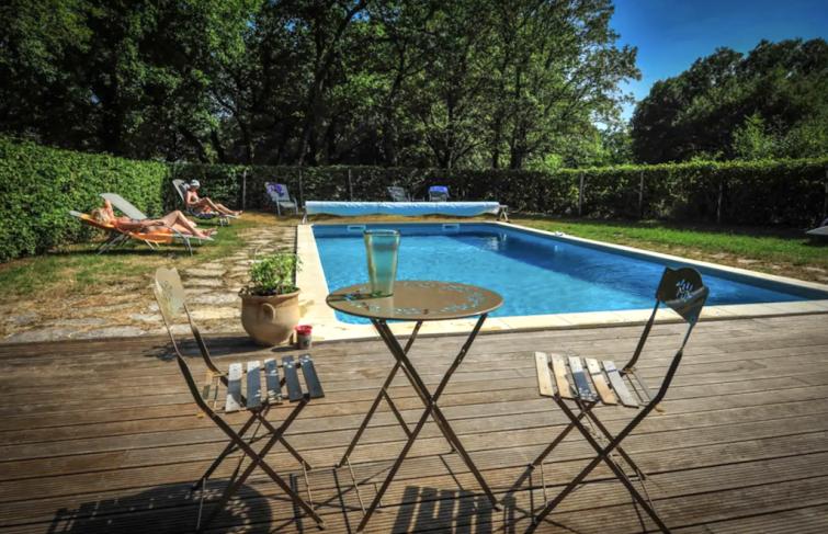 Airbnb à Rocamadour 9