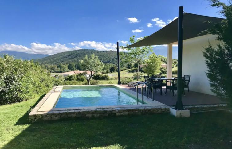 Airbnb à Saint-Florent 1